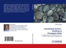 """amsolookly kersse"": Clothing in Finnegans Wake kitap kapağı"