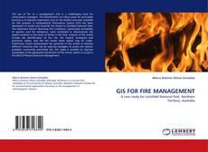 Portada del libro de GIS FOR FIRE MANAGEMENT