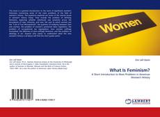 Bookcover of What Is Feminism?