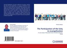 Bookcover of The  Participation of the laity in  evangelization