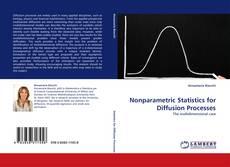 Bookcover of Nonparametric Statistics for Diffusion Processes