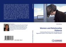 Bookcover of Women and Relationship Violence