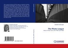 The Photo League的封面