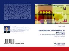 Couverture de GEOGRAPHIC INFORMATION SYSTEMS