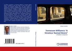 "Bookcover of Tennessee Williams''s ""A Streetcar Named Desire"""
