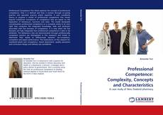 Capa do livro de Professional Competence: Complexity, Concepts and Characteristics