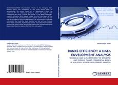 Buchcover von BANKS EFFICIENCY: A DATA ENVELOPMENT ANALYSIS