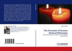 Portada del libro de The Formation of Russian National Philosophy