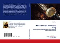 Bookcover of Music for Saxophone and Harp