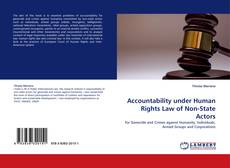 Bookcover of Accountability under Human Rights Law of Non-State Actors