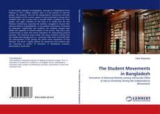 Обложка The Student Movements in Bangladesh