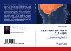Bookcover of U.S. Economic Education in K-12 Schools