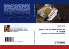 Lessons from dietary obesity in the rat的封面