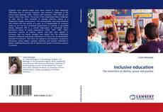 Copertina di Inclusive education