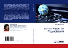 Capa do livro de Resource Allocation in Wireless Networks