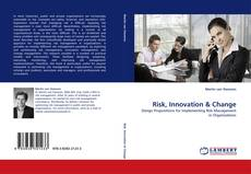 Couverture de Risk, Innovation