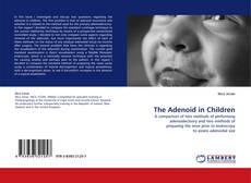 The Adenoid in Children kitap kapağı