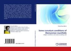 Borítókép a  Some curvature conditions of Riemannian manifolds - hoz