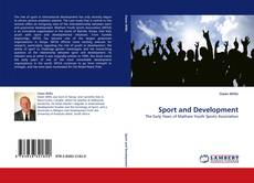Bookcover of Sport and Development