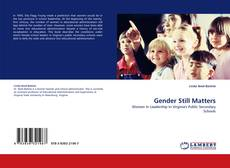 Capa do livro de Gender Still Matters