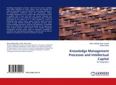 Capa do livro de Knowledge Management Processes and Intellectual Capital