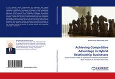 Capa do livro de Achieving Competitive Advantage in Hybrid Relationship Businesses