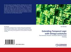 Bookcover of Extending Temporal Logic with Omega-automata