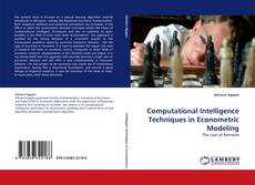 Bookcover of Computational Intelligence Techniques in Econometric Modeling