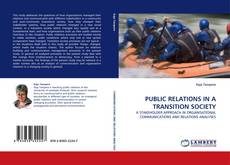 PUBLIC RELATIONS IN A TRANSITION SOCIETY kitap kapağı
