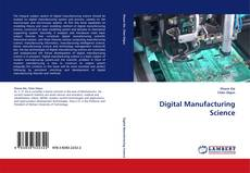 Digital Manufacturing Science kitap kapağı