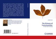 Bookcover of The Primacy of Consciousness: