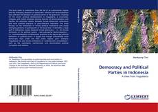 Buchcover von Democracy and Political Parties in Indonesia