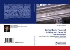 Copertina di Central Bank: Financial Stability and Financial Development
