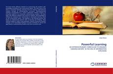 Buchcover von Powerful Learning