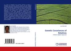 Copertina di Genetic Covariances of Relatives