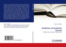 Buchcover von Predictors of Academic Success
