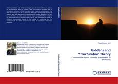 Обложка Giddens and Structuration Theory