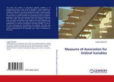 Обложка Measures of Association for Ordinal Variables