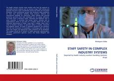 Обложка STAFF SAFETY IN COMPLEX INDUSTRY SYSTEMS