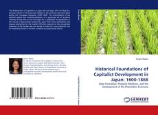 Bookcover of Historical Foundations of Capitalist Development in Japan: 1600-1868