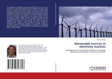 Renewable sources in electricity markets的封面