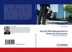 Borítókép a  Security Risk Management in Corporate Governance - hoz