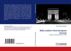 Bookcover of Willa Cather''s First European Journey