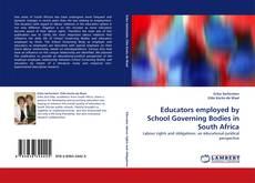 Обложка Educators employed by School Governing Bodies in South Africa
