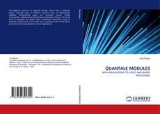 Bookcover of QUANTALE MODULES