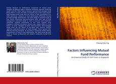 Bookcover of Factors Influencing Mutual Fund Performance