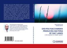 Buchcover von EXO-POLYSACCHARIDES PRODUCING BACTERIA OF SALT LANDS
