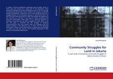Bookcover of Community Struggles for Land in Jakarta