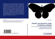 Portada del libro de Genetic and genomic study of Ostrinia nubilalis