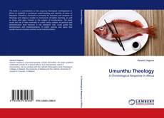 Обложка Umunthu Theology